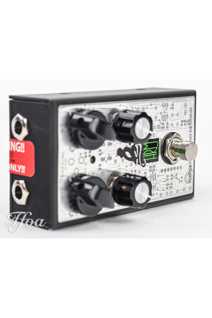 Rockett HRM Hot Rubber Monkey Overdrive