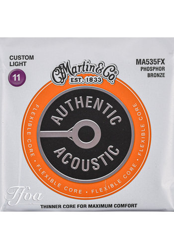 Martin Strings Martin MA535FX 11-52 Phosphor Bronze Flexible Core