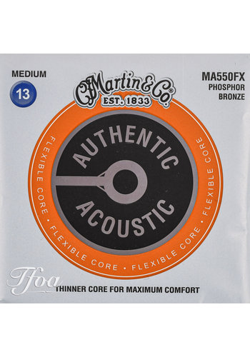 Martin Strings Martin MA550FX Phosphor Bronze 13-56