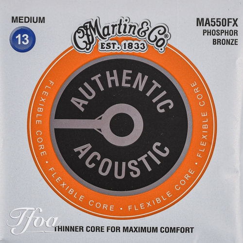 Martin Strings Martin MA550FX Phosphor Bronze 13-56