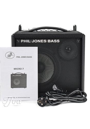 Phil Jones Bass Phil Jones M7 Micro Bass Combo