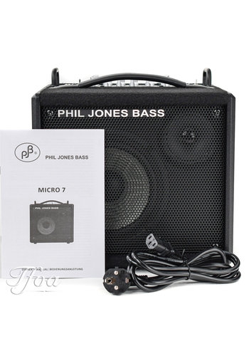 Phil Jones Phil Jones M7 Micro Bass Combo