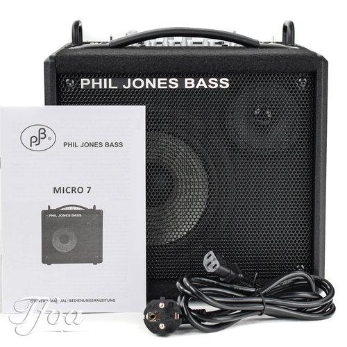Phil Jones Phil Jones M7 Micro Bass Combo