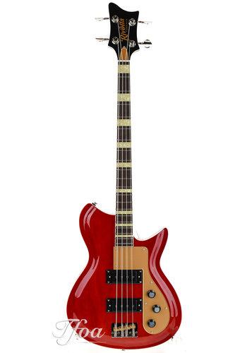 Rivolta Rivolta Combinata Bass VII 2020 Rosso Red