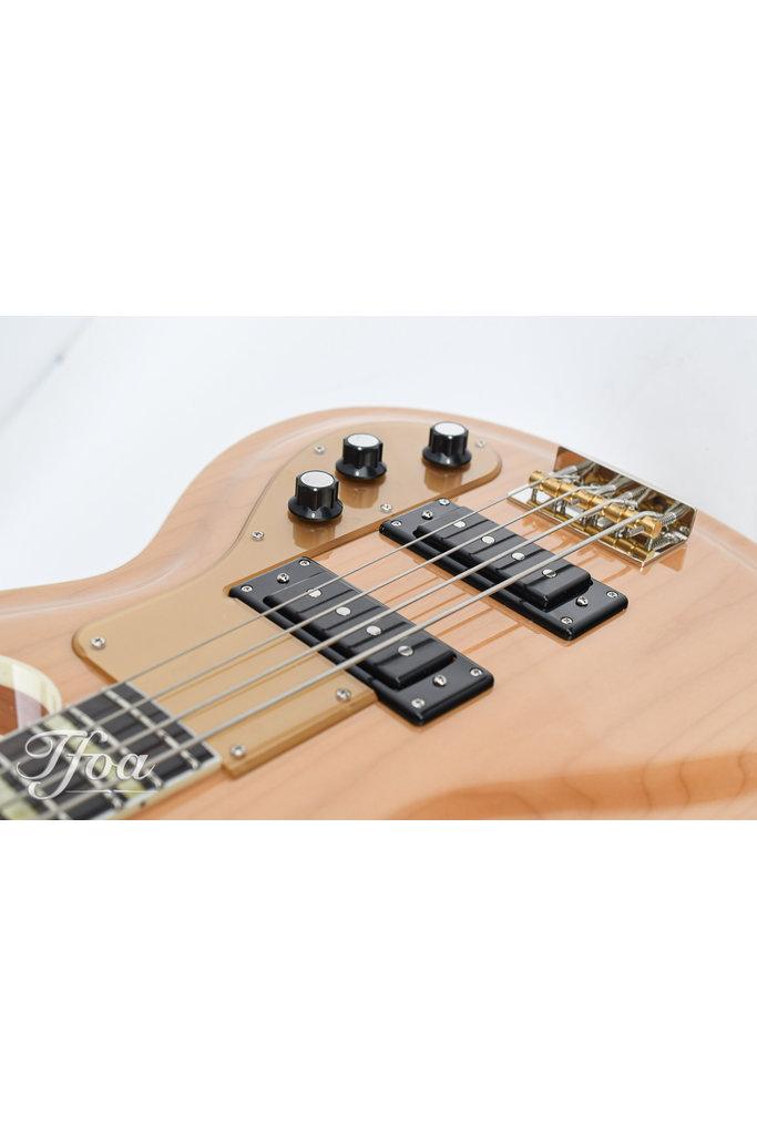 Rivolta Combinata Bass VII 2020 Acero Glow