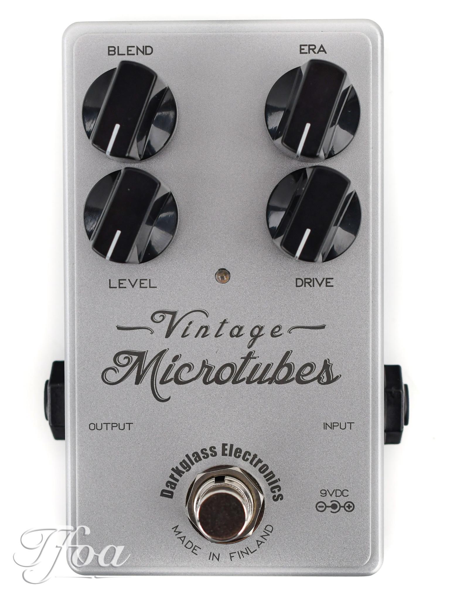 Darkglass Vintage Microtubes Bass Drive