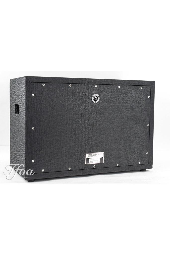 Hiwatt 2x12 Custom Cabinet Starfinder SF212 WEM Replica 2014