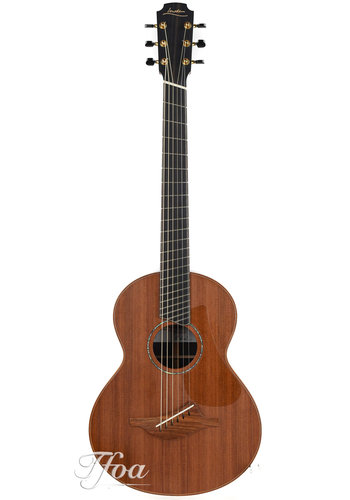Lowden Lowden WL35 Fan Fret Redwood Indian Rosewood 2018