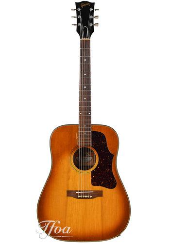 Gibson Gibson J45 Deluxe Sunburst 1974
