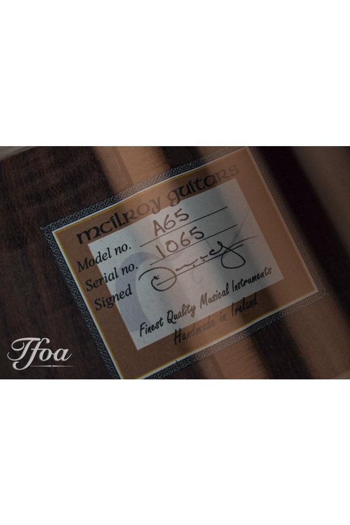 McIlroy A65 Cedar Walnut 2016
