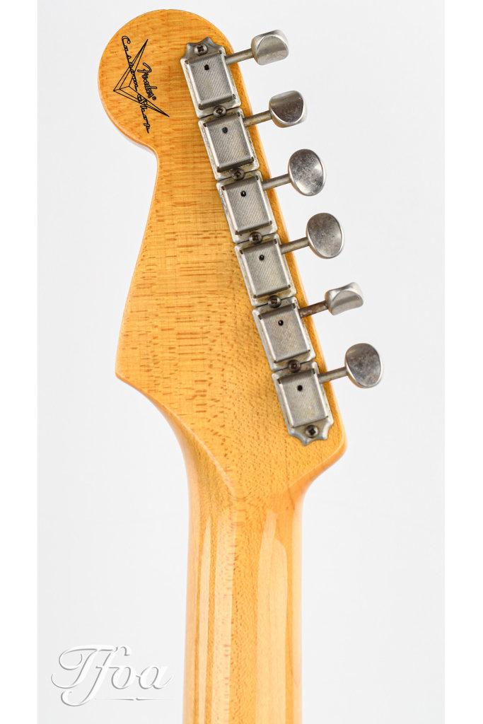 Fender CS Stratocaster 50s Post Modern Journeyman Relic Blackie 2015