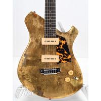 Malinoski Hi-Top Gold Leaf