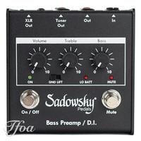 Sadowsky SBP1 Outboard Bass Preamp DI