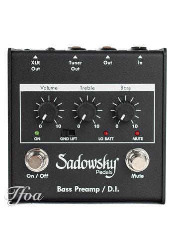 Sadowsky Sadowsky SBP1 Outboard Bass Preamp DI