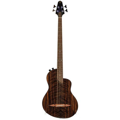Rick Turner Rick Turner RB4FL Renaissance Deluxe Redwood Fretless Bass