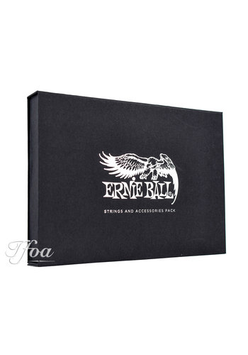 Ernie Ball Ernie Ball Electric Pack Accessoires Luxury Giftbox