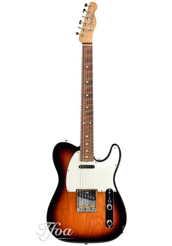 Fender Fender Classic Player Baja '60s Telecaster Sunburst 2017