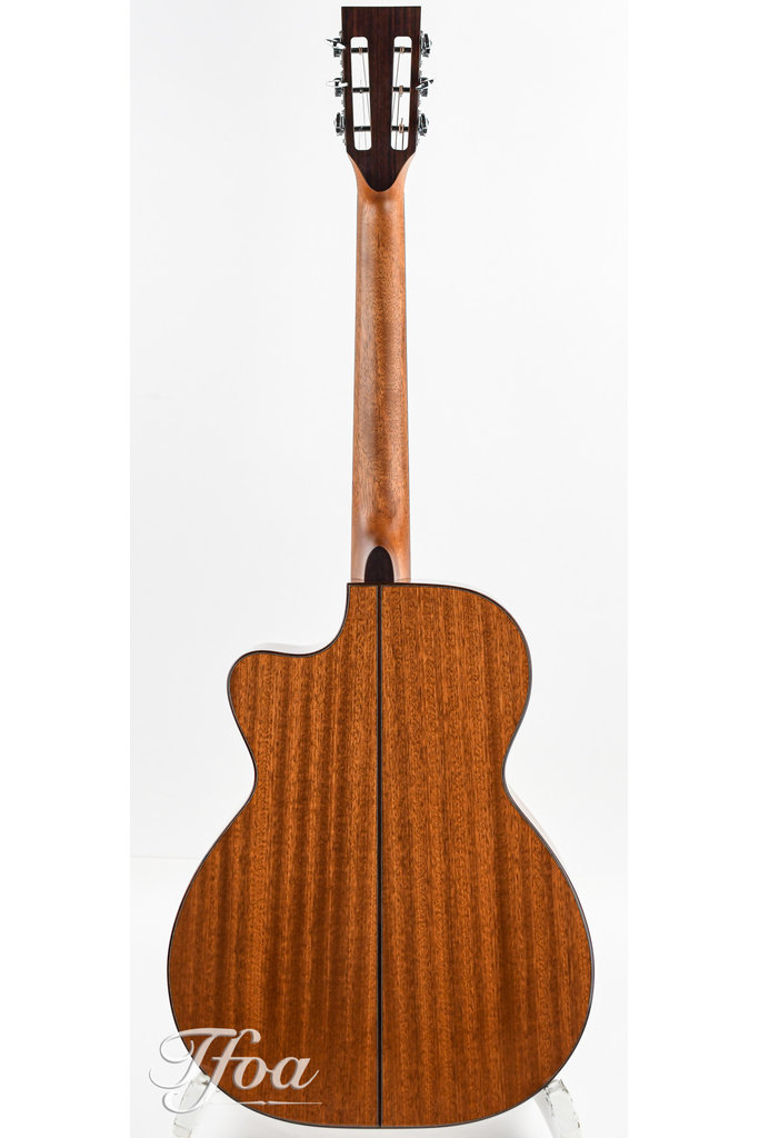 BSG OM10CF Mahogany Cedar