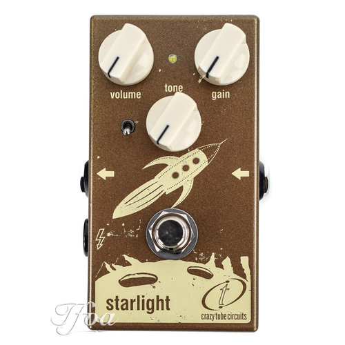 Crazy Tube Circuits Crazy Tube Circuits Starlight Fuzz