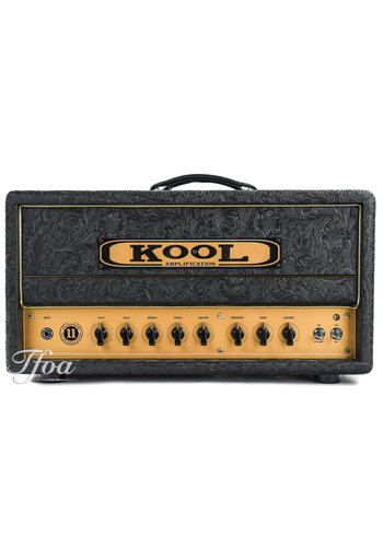 Kool Amplification Kool Amplification 'The 11'  50 Watt Head