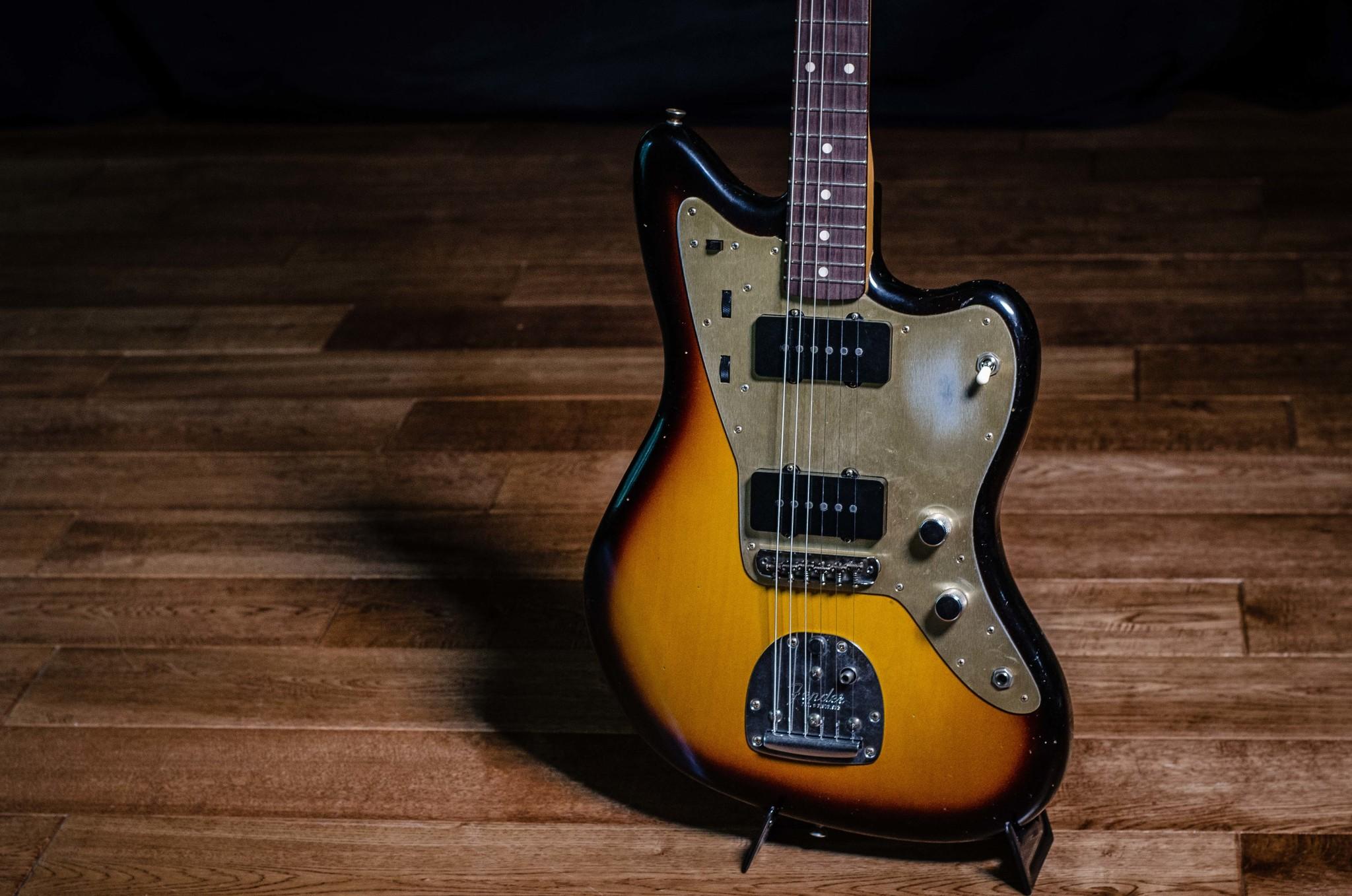 De Fender Jazzmaster   Weekly Highlight