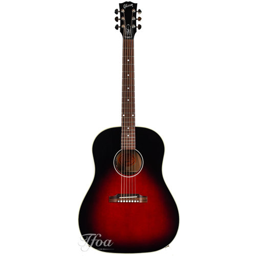 Gibson Gibson Slash J45 Limited Edition Vermillion Burst