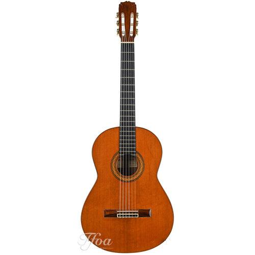 Contreras Contreras Classical Study Guitar 1988