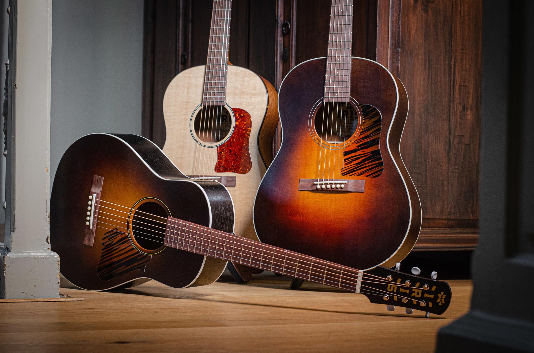 Iris Guitars! | Weekly Highlight