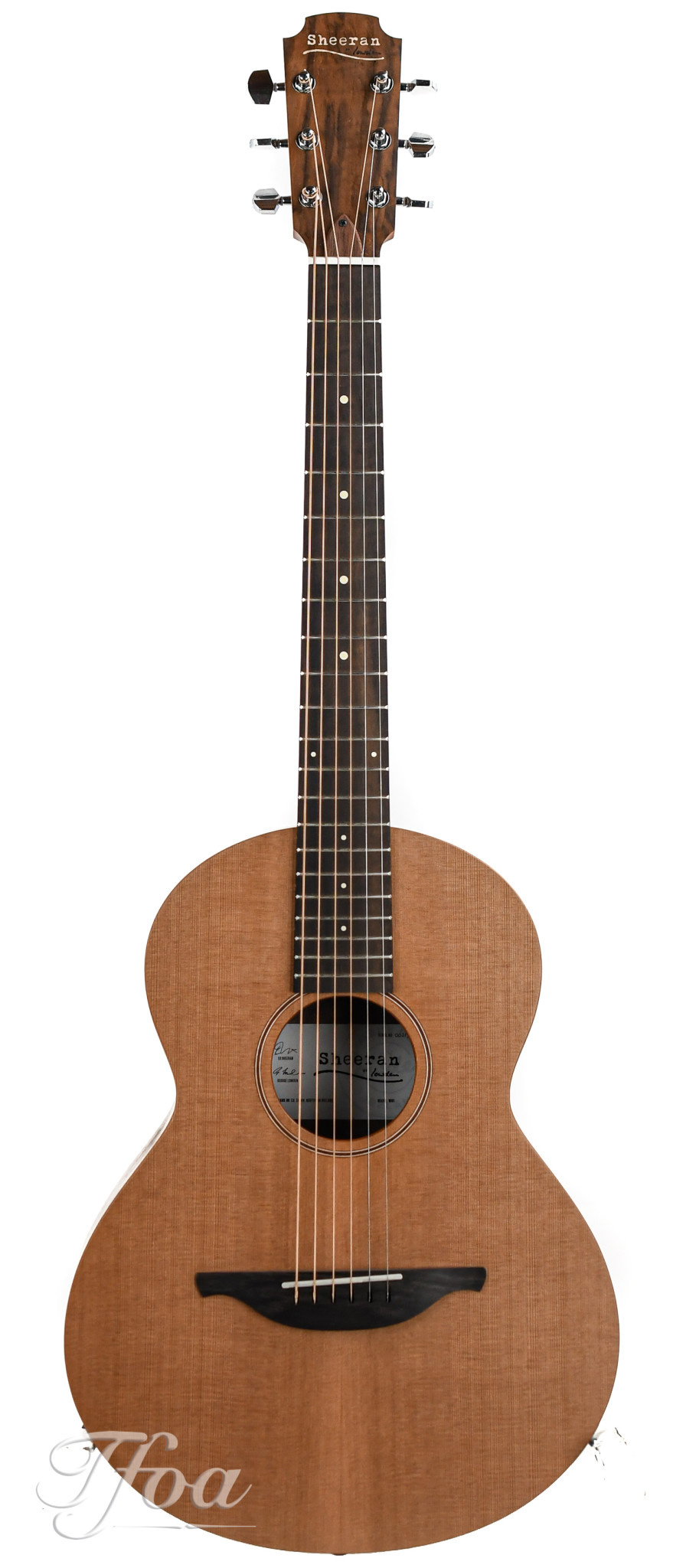 Sheeran W01 Walnut Cedar