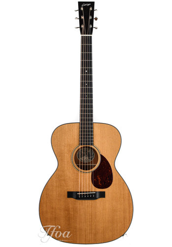 Collings Collings OM1A SS Torrefied Adirondack Short Scale 1 3/4 Nut 2016