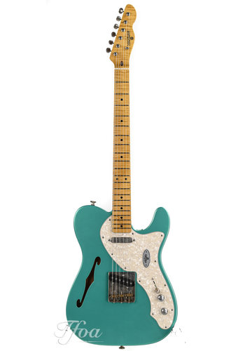 Maybach Maybach Teleman Thinline Custom T68 Teal Green New from Collection