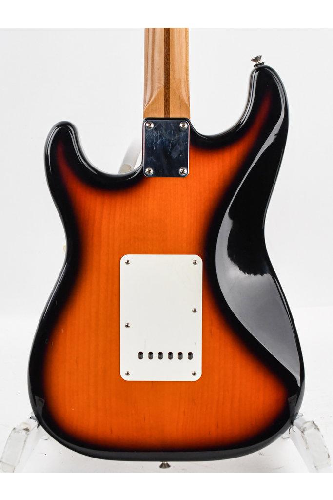 Fender California stratocaster sunburst 1997