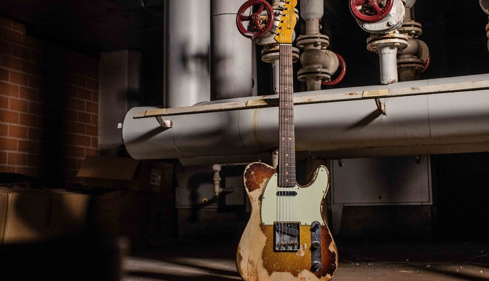 A perfect guitar, thanks to the Custom Shop!