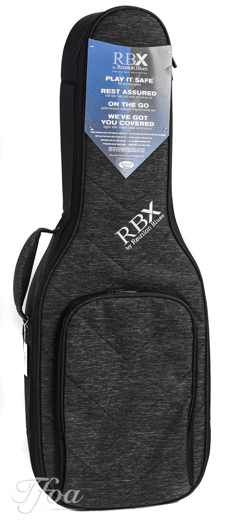 Reunion Blues RBX Oxford Electric Guitar Gig Bag