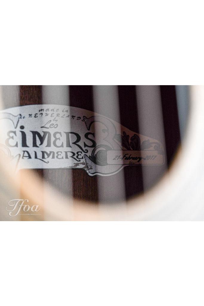 Leo Eimers Custom Antique Selmer Petite Bouche 2017 EC