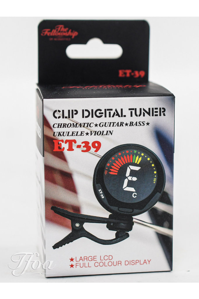 ENO ET39 TFOA Guitar Tuner