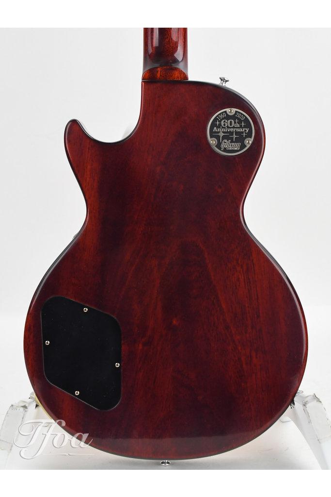 Gibson 60th Anniversary 1960 Les Paul Standard V2 VOS Orange Lemon Fade