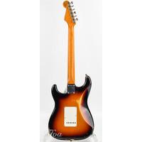 Fender Custom Shop 1962 Stratocaster 3-tone Sunburst Relic