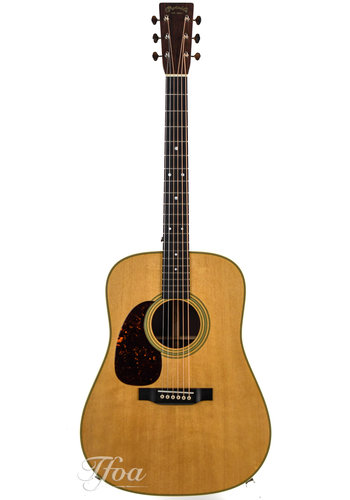 Martin Martin D28 L Lefty Reimagined 2019