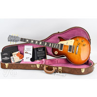 Gibson 60th Anni 59 Les Paul Standard Bolivian Slow Iced Tea Fade VOS