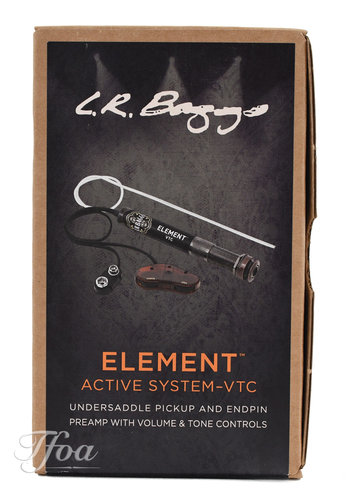 LR Baggs LR Baggs Element Active System Volume+Tone control