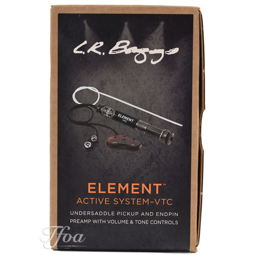 LR Baggs LR Baggs Element Active  with Volume & Tone Control