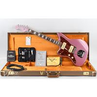 Fender Custom Shop 1962 Jazzmaster Burgundy Lefty