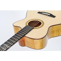 Lakewood M20 Baritone Custom Maple European Spruce