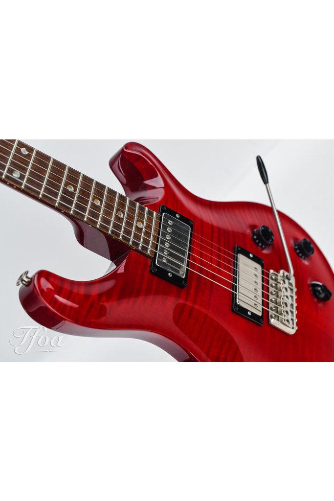 PRS Custom 22 Fire red 2008