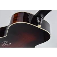 Adrian Farmer 000 DLX 12 fret style 18-40 Sunburst
