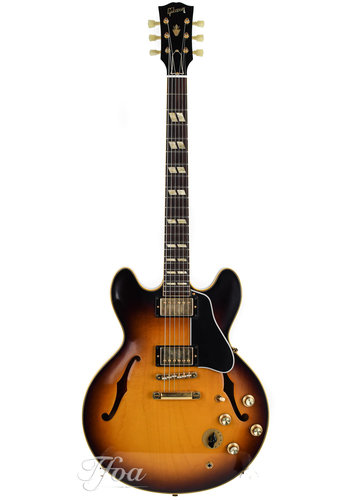 Gibson Gibson 1964 ES345TD Historic Burst VOS 2015 Near Mint