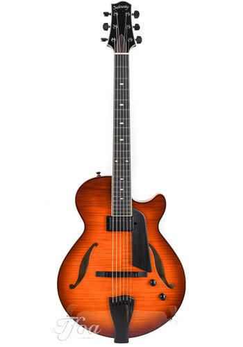 Sadowsky Sadowsky SS15 Sienna Burst Archtop guitar 2019