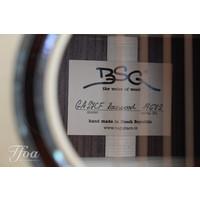 BSG GA27 Custom Fan Fret Grand Auditorium B-stock