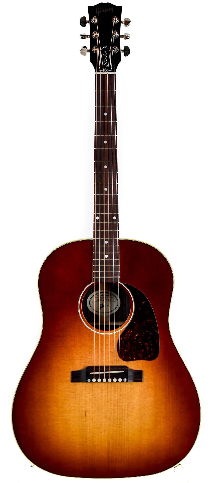 Gibson J45 Studio Rosewood Burst